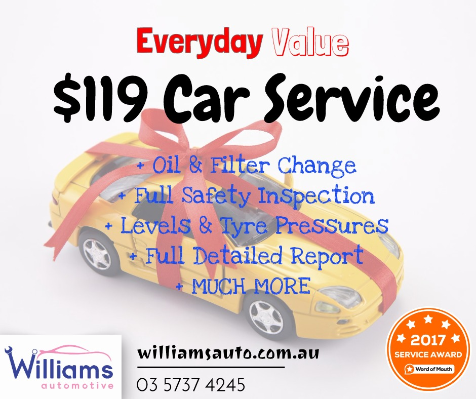 car mechanic wangaratta