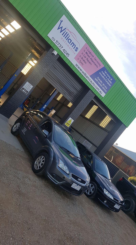 Car repair Wangaratta