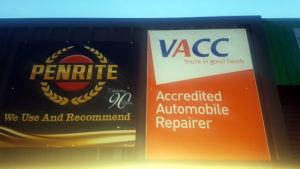 Wangaratta VACC Accredited Automobile Repairer